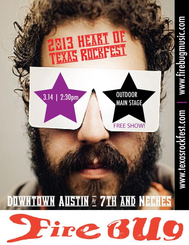 FireBug Live Texas Rock Fest