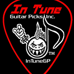 In Tune Guitar Pics FireBug Endorsenebt